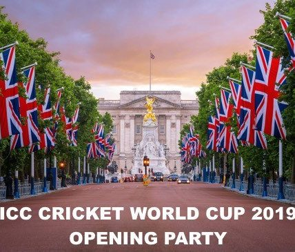 http://www.timebulletin.com/ICC-Cricket-World-Cup-2019-Opening-Party
