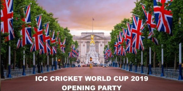 https://timebulletin.com/ICC-Cricket-World-Cup-2019-Opening-Party