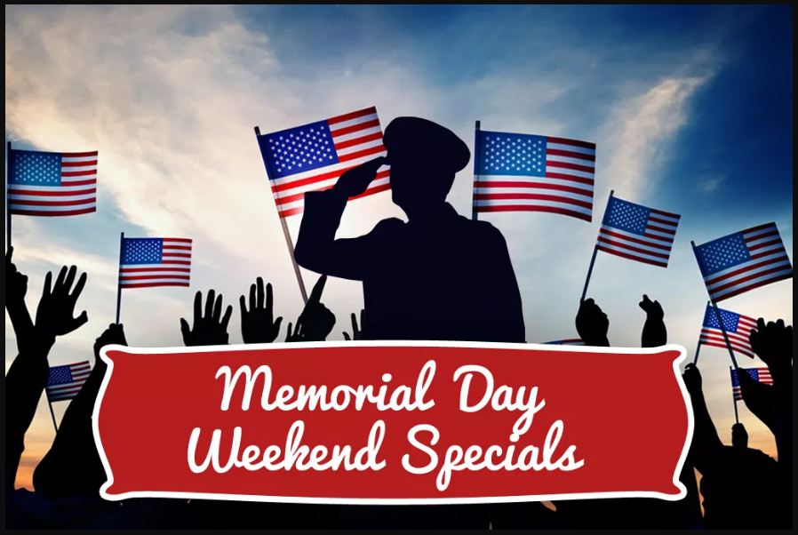 freebies for veterans on memorial day 2019
