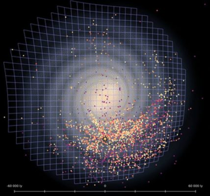 http://www.timebulletin.com/wp-content/uploads/2019/08/Astronomers-Make-3D-Map-Of-Milky-Way-Demonstrate-That-Its-Stars-Are-distorted-and-twisted.jpg