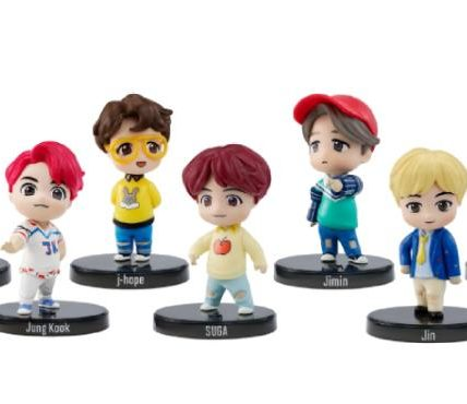 bts mini doll