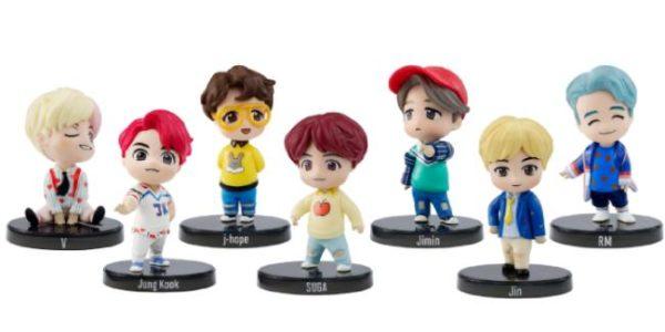 bts mini doll