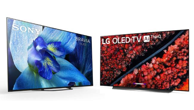 oled tvs black friday
