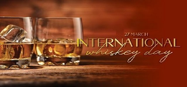 International Whiskey Day
