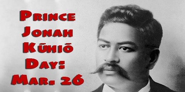 Prince Kuhio Day