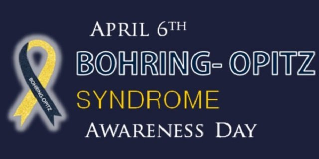 Bohring Opitz Syndrome Awareness Day