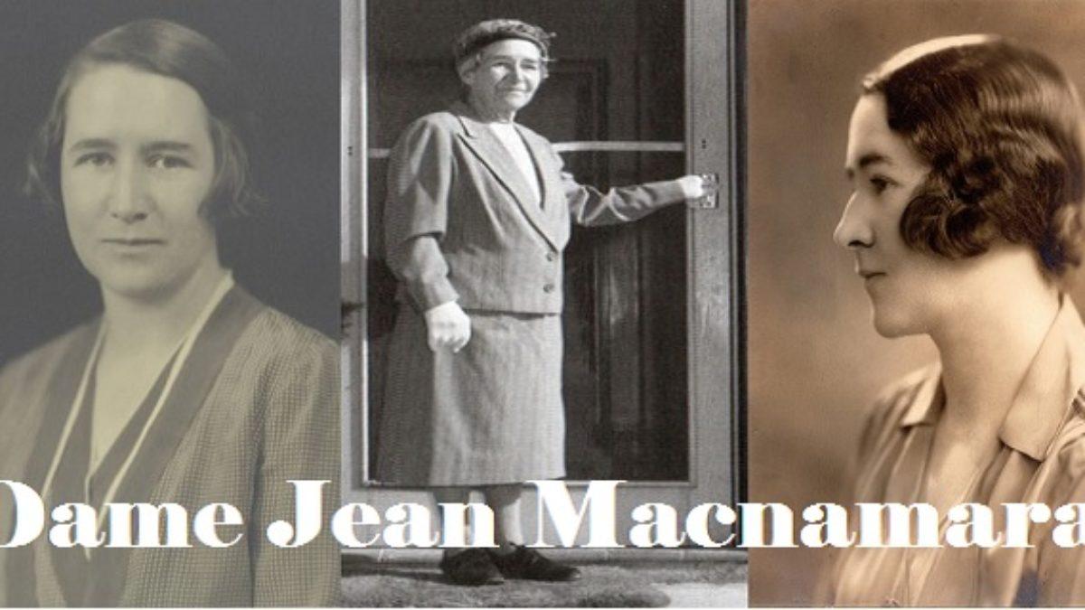 5 Interesting Facts About Dame Jean Macnamara Time Bulletin