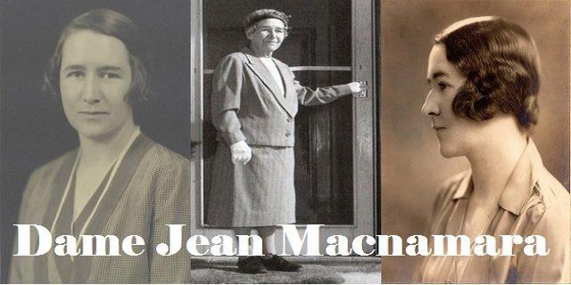 Dame Jean Macnamara