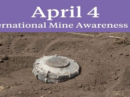 International Day for Mine Awareness and Assistance