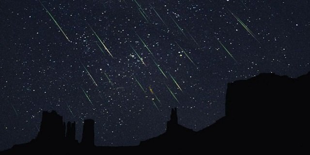 Lyrid meteor shower Lyrids 2020