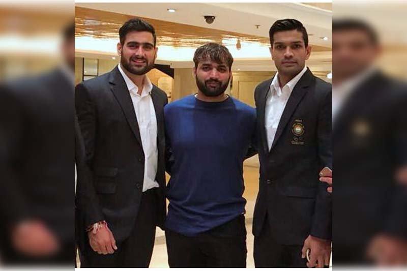 Virender Pahal and Mohan Pahal 5