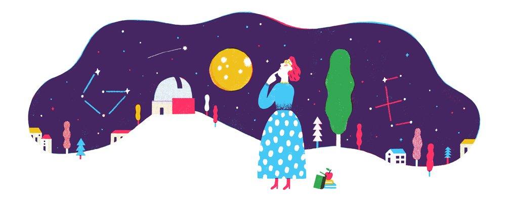 Adelina Gutiérrez Alonso Google Doodle