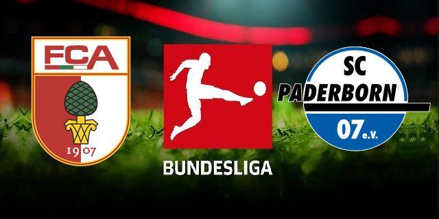 FC Augsburg vs SC Paderborn 07 German Bundesliga 2019 20
