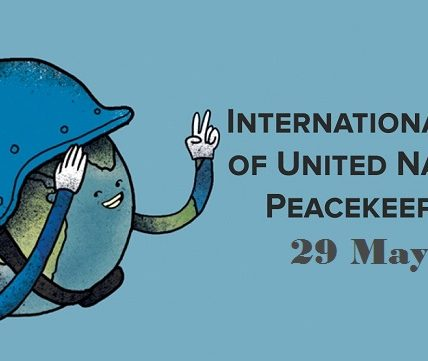 International Day of United Nations Peacekeepers UN