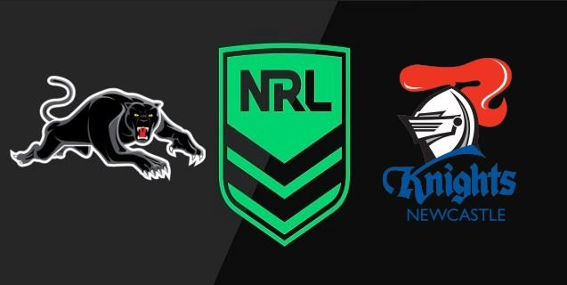 Panthers vs Knights 2020 NRL