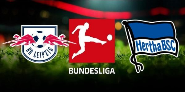 RB Leipzig vs Hertha Berlin German Bundesliga 2019 20