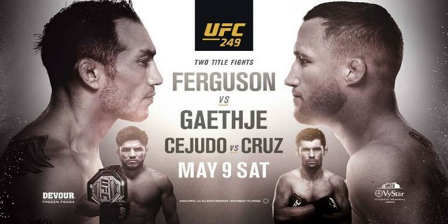 UFC 249 1