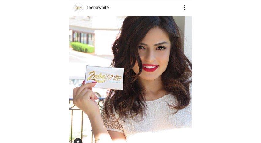 Zeeba White