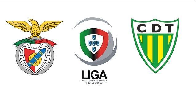 Benfica vs Tondela 2019 20 Portuguese Primeira Liga