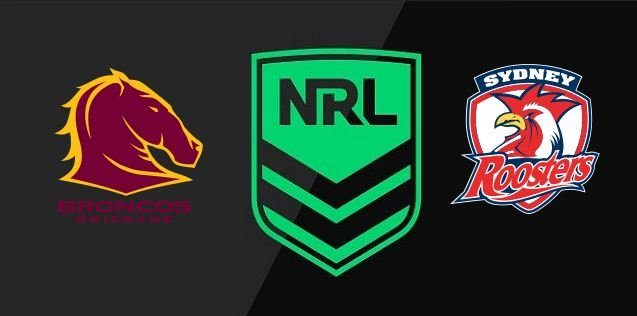 Broncos vs Roosters 2020 National Rugby League