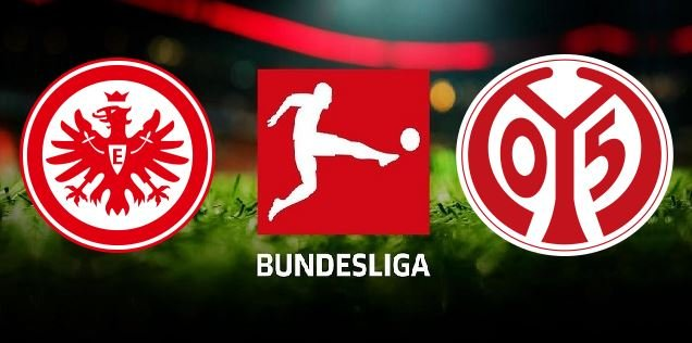 Eintracht Frankfurt vs Mainz 2019 20 German Bundesliga