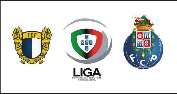 Famalicao vs FC Porto 2019 20 Portuguese Primeira League