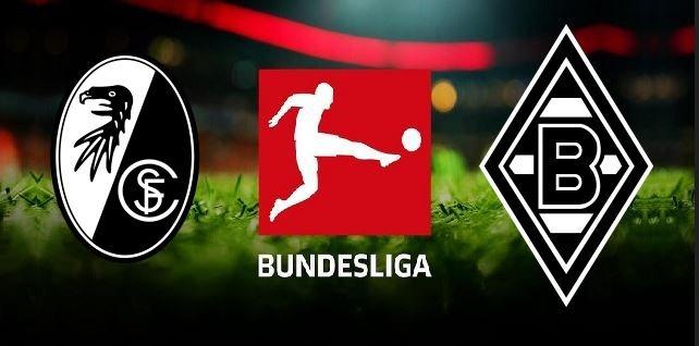 Freiburg vs Borussia Monchengladbach 2019 20 German Bundesliga