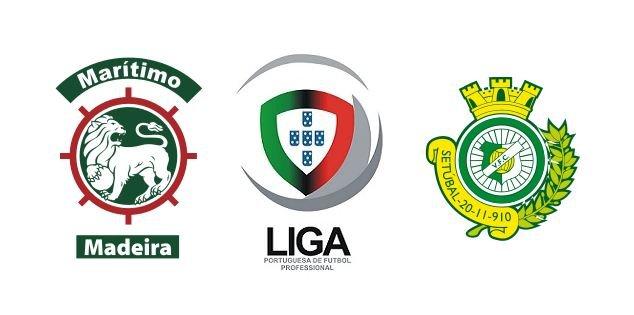 Marítimo vs Vitoria Setubal 2019 20 Portuguese Primeira Liga