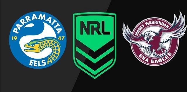 Parramatta Eels vs Manly Sea Eagles 2020 NRL