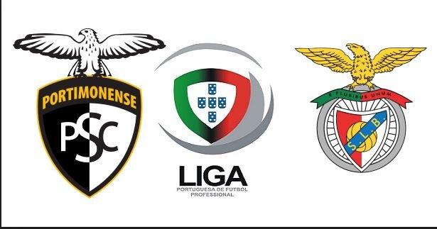 Portimonense vs Benfica 2019 20 Portuguese Primeira Liga