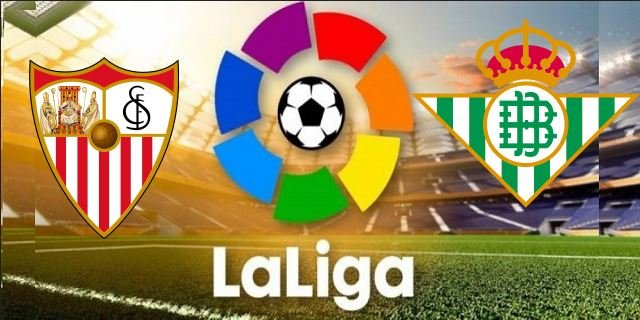Sevilla vs Real Betis 2019 20 Spanish La Liga
