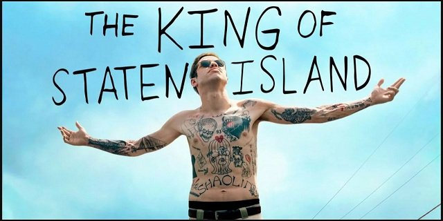 The King of Staten Island Pete Davidson