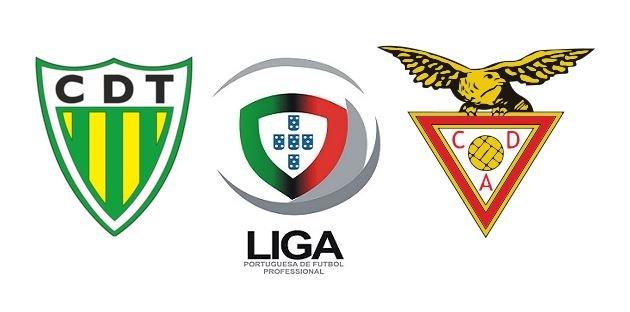 Tondela vs Desportivo Aves 2019 20 Portuguese Primeira Liga