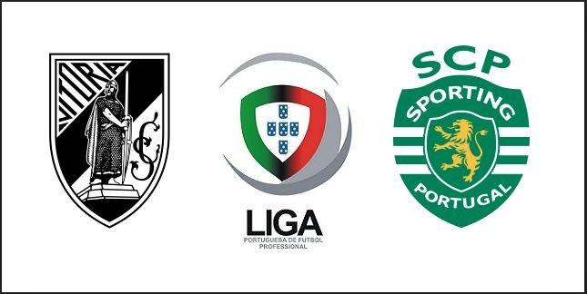Vitoria Guimaraes vs Sporting CP 2019 20 Portuguese Primeira Liga