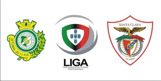 Vitoria Setubal vs Santa Clara 2019 20 Portuguese Primeira Liga