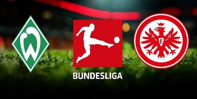 Werder vs Eintracht Frankfurt 2019 20 German Bundesliga