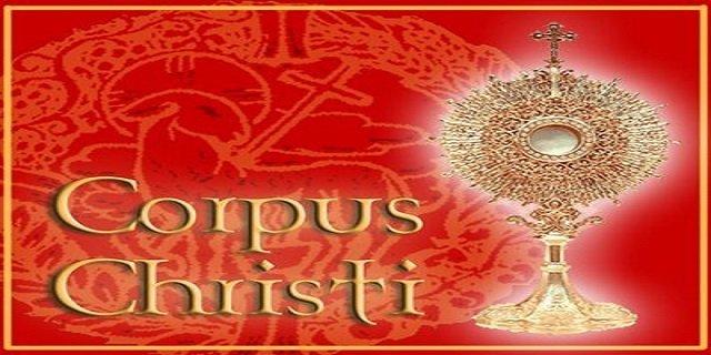 corpus christi feast day