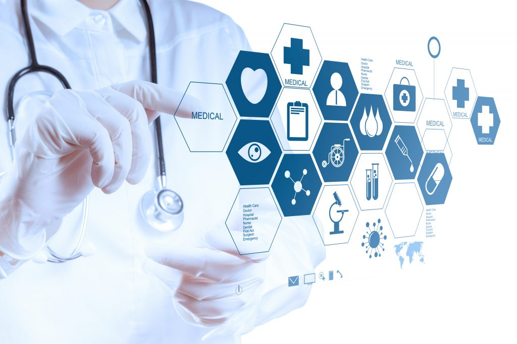 Digital Healthcare Transformation