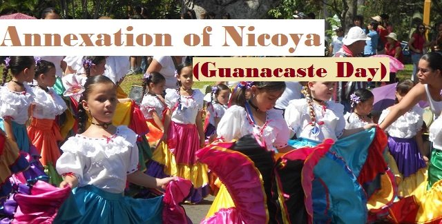 Guanacaste Day July 25 Annexation of Nicoya