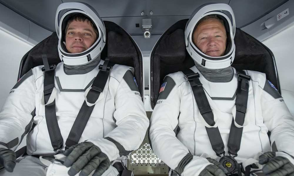 NASA plans to splashdown with its astronauts in SpaceXs Crew Dragon spacecraft on August 2