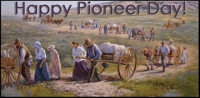 Pioneer Day 2020