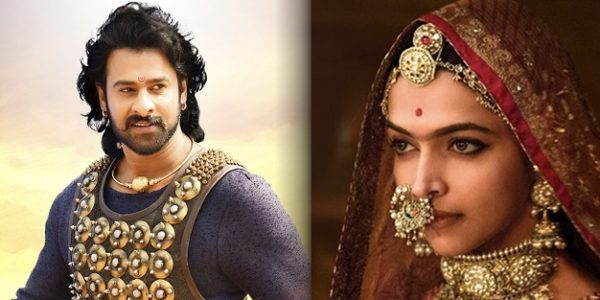 Prabhas and Deepika Padukone