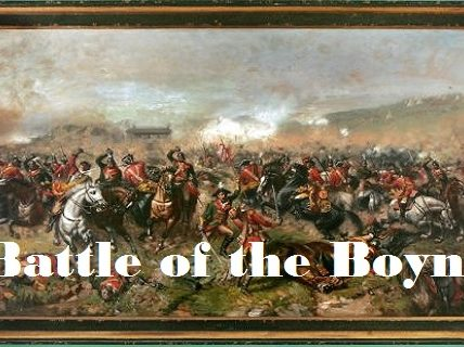 The Battle of the Boyne 1