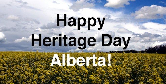 Alberta Heritage Day