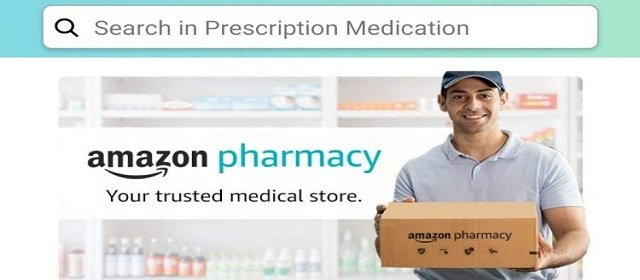 Amazon India initiates its Pharmacy online medicine service