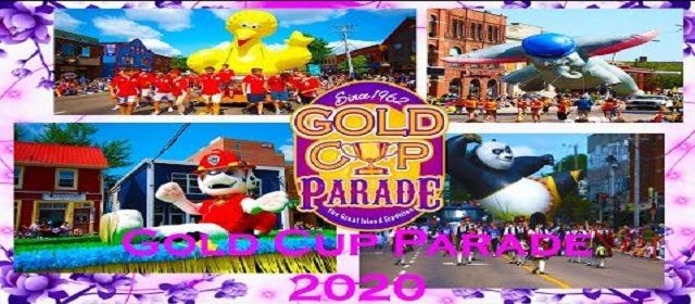 Gold Cup Parade 2020 in Canada