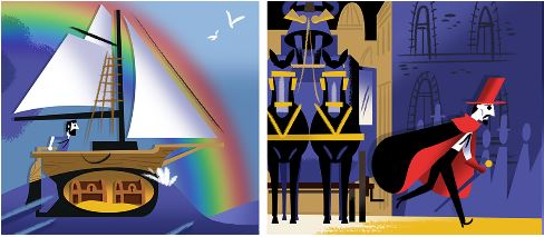 Google Doodle Slideshow Celebrating Alexandre Dumas 4