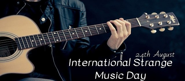 International Strange Music Day