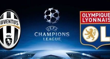 Juventus vs Lyon Champions League