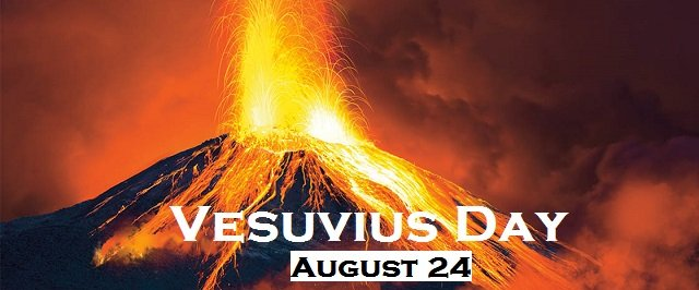 Mount Vesuvius Day